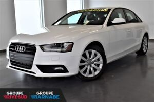 2013 Audi A4 2.0L TURBO CUIR TOIT OUVRANT SUPER DEAL