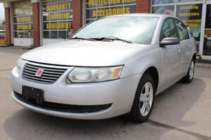 2006 Saturn Ion 1 LOW KMs/CRUISE
