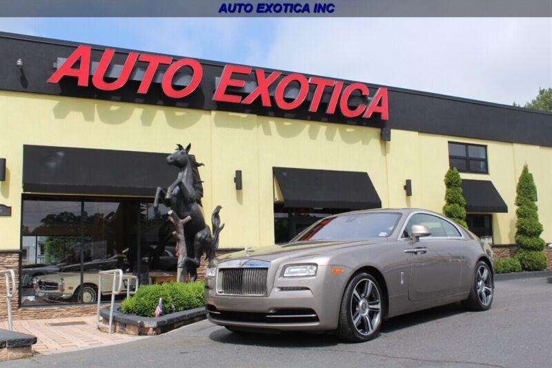 Image 1 Coche Americano usado Rolls-Royce Wraith 2015