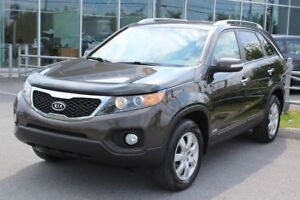 2011 Kia Sorento LX*AC*BLUETOOTH*CRUISE*SIEGES CHAUFF*GR ELEC*SO