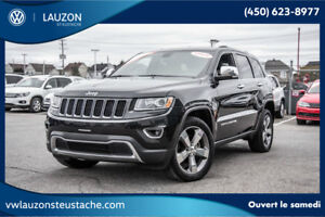 2015 Jeep Grand Cherokee Limited+4x4+Cuir+Toit+Navigation