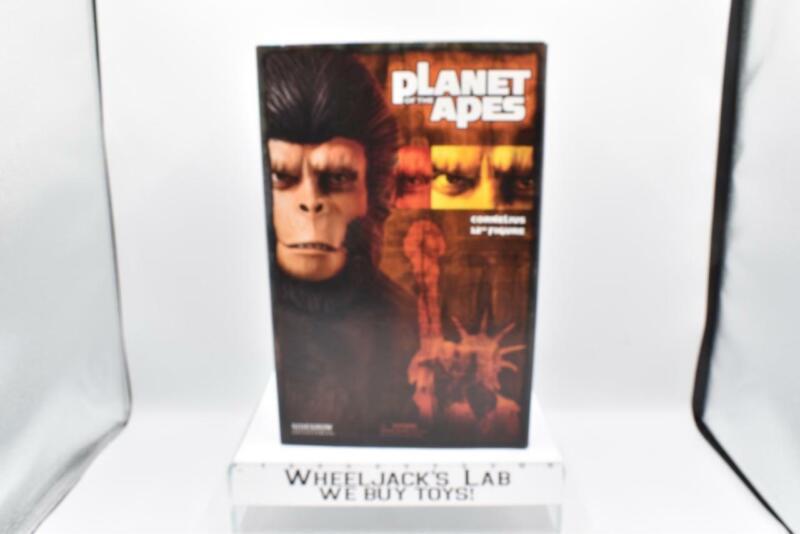 "Cornelius Planet of the Apes Sideshow 12"" Figure MISB"