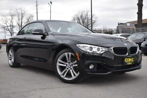 2016 BMW 4 Series 428i xDrive-CAB-NO ACCIDENTS-ONE OWNER-FACT WA
