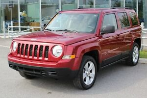 2011 Jeep Patriot NORTH*MAN*AC*CRUISE*SIEGES CHAUFF*GR ELEC*AUX