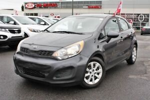 2014 Kia Rio LX+ **Hatchback**Sieges Chauffants**Cruise**