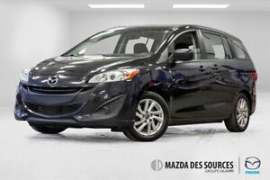 2014 Mazda Mazda5 GS Bluetooth Cruise Control AC