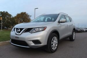 2015 Nissan Rogue S*AWD*BLUETOOTH*CRUISE*AIR CLIM*