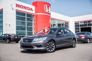 2014 Honda Accord TOURING HYBRIDE