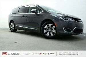 2018 Chrysler Pacifica DEMO*LIMITED*HYBRID*CUIR*DVD*TOIT PANO*GP