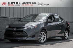 2017 Toyota Corolla Le automatique ,climatiseur ,full inspection