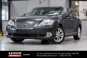 2011 Lexus ES 350 PREMIUM + NAV; CUIR TOIT GPS FULLY EQUIPPED