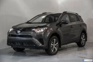 2018 Toyota RAV4 LE -  1800$ D'OPTIONS