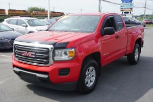 2015 GMC Canyon KING-CAB BAS KILO-CAMERA-A/C