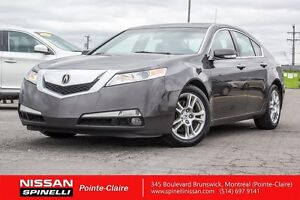 2010 Acura TL W/Tech Pkg NAVIGATION LEATHER SUNROOF