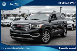 2017 GMC Acadia SLE+Camera Recul+Bancs Chauffants+Bluetooth