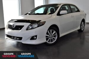 2010 Toyota Corolla S || AUTOMATIQUE || CUIR || TOIT OUVRANT ||