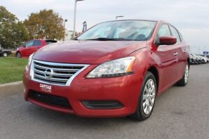 2013 Nissan Sentra S*AUTOMATIQUE*AIR CLIMATISEE