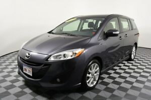 2017 Mazda Mazda5 GT 1.99% Financing Available. Leather Leather