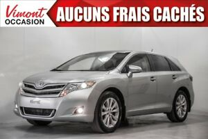2015 Toyota Venza 2015+AWD+XLE+CUIR+TOIT PANORAMIQUE+CAMERA RECU