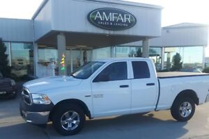 2015 RAM 1500 4X4 / 4 DR / NO PAYMENTS FOR 6 MONTHS !!!