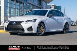 2016 Lexus GS F V8, TRES RARE.IMPECCABLE FULLY EQUIPPED,MARK LEV