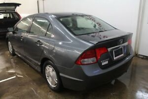 2009 Honda Civic DX-G 1.8L 4 CYL i-VTEC AUTOMATIC FWD 4D SEDAN