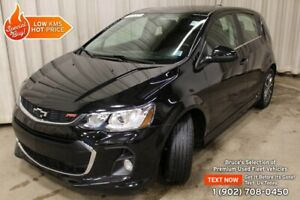 2018 Chevrolet Sonic RS LT - REMOTE START / SUN ROOF / REAR CAME