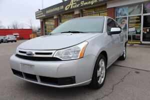 2008 Ford Focus SE LOW KMs/COUPE/CLEAN