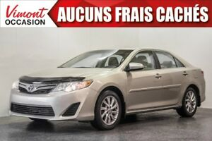 2013 Toyota Camry 2013+LE+TOIT+MAGS17+BLUETOOTH+A/C+GR ELEC COMP