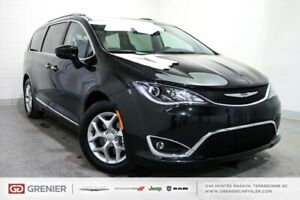 2018 Chrysler Pacifica TOURING+L+PLUS+CUIR+DVD+8 PASS TOURING+L+