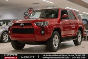 2015 Toyota 4Runner SR5 4X4! FULLY EQUIPPED! GPS! BACK UP CAMERA