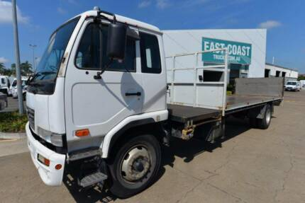 NISSAN UD PK10 ** CONTAINER TRUCK ** #5170