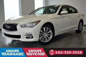 2017 Infiniti Q50 2.0T AWD CUIR TOIT OUVRANT VERY LOW MILAGE