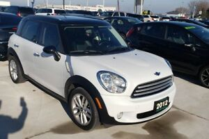 2012 Mini Cooper Countryman HEATED SEATS / AUTO / NO PAYMENTS FO