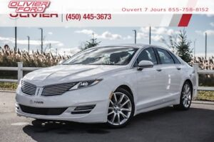 2016 Lincoln MKZ 3.7 AWD+BLISS+NAV+CAMERA+CUIR+TOIT AWD+BLISS+NA