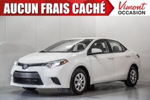 2016 Toyota Corolla 2016+CE+BLUETOOTH+A/C+GR ELEC COMPLET ALL SE