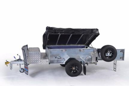 3 ONLY! Run Out Model! Family Size Softfloor Camper Trailer Perth Region Preview