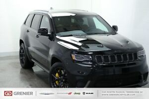 2018 Jeep Grand Cherokee TRACKHAWK+707HP+SUPERCHARGED+AWD TRACKH