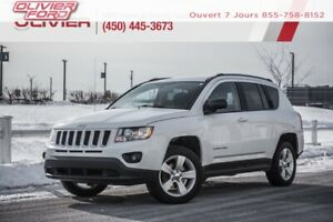 2012 Jeep Compass NORTH  Sport 4X4 MAGS BAS KM A/C