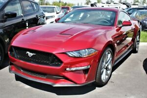 2018 Ford Mustang Coupe GT Premium Financing available at 0.99%