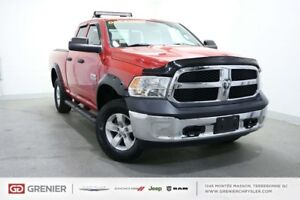 2014 Ram 1500 V6+4X4+LIFTED+BAS KM V6+4X4+LIFTED+BAS KM