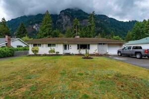 19868 SILVERHOPE ROAD Hope, British Columbia