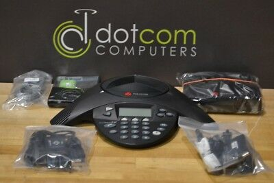 Polycom Soundstation 2w 2.4ghz Non-expandable 2200-07880-102 Wireless Analog