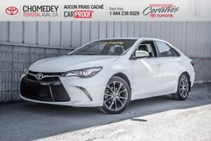 2015 Toyota Camry XSE, CUIR, TOIT OUVRANT
