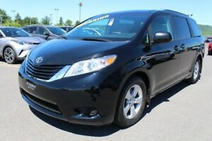 2017 Toyota Sienna LE 8 PLACES SIEGES CHAUFFANTS CAMERA RECUL