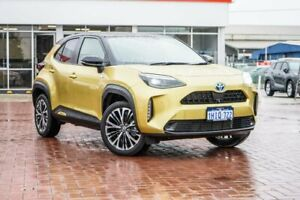 2020 Toyota Yaris Cross MXPJ10R Urban 2WD Tuscan Gold +black Roof 1 Speed Constant Variable Wagon