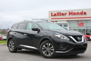 2015 Nissan Murano SL 4WD Nav/GPS Sunroof w/ Heated Seats !