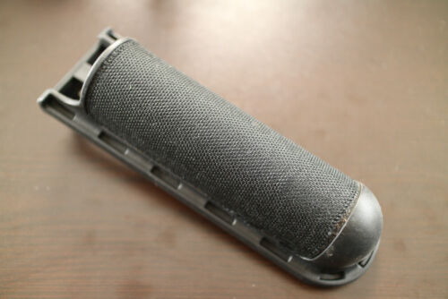 "Uncle Mike's Expandable Baton Holder  21"" & 26"" rigid pouch black nylon polymer"