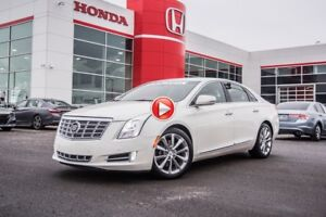2014 Cadillac XTS Luxury Collection  AWD