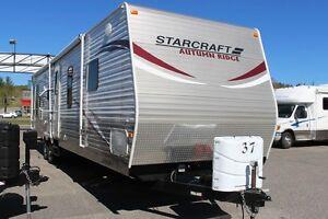 2014 Starcraft Autumn Ridge 325RLSA